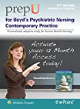img - for prepU for Boyd's Psychiatric Nursing (Enhanced Update): Contemporary Practice book / textbook / text book