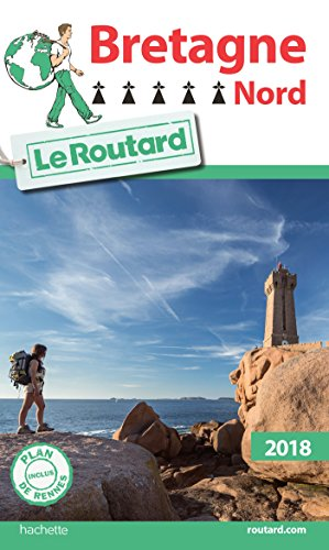 Guide Du Routard Bretagne Nord 2018 French Edition