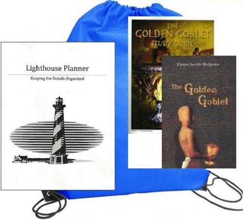 Golden Goblet Progeny Press Homeschool Kit in a Bag