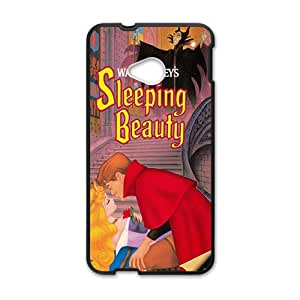 Sleeping Beauty Case Cover For HTC M7
