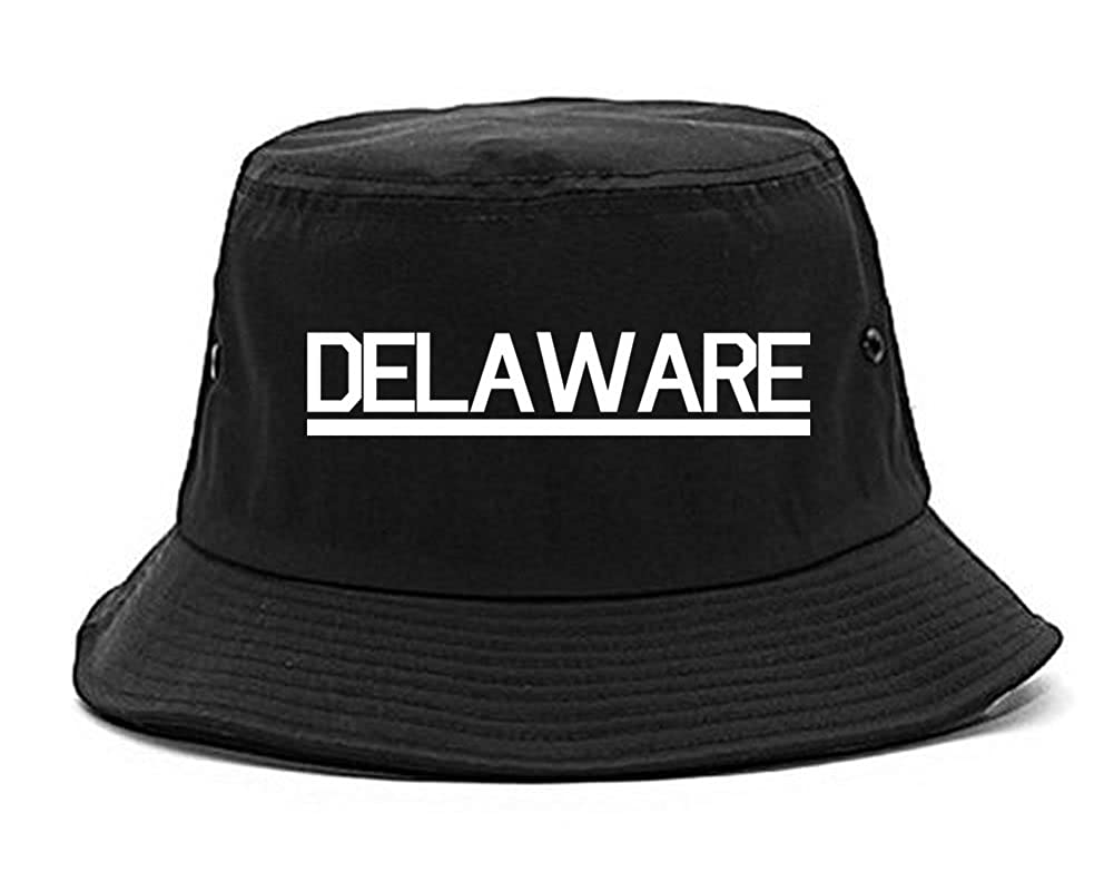 Kings Of NY Delaware USA State Bucket Hat DELAWAREB-12