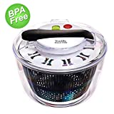 Best Salad Spinners - Salad Spinner by Totally Honest Food-Vegetable Washer Strainer Review