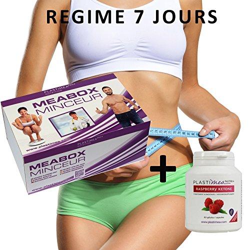NOUVEAUTE-MINCEUR-Prparez-lt-MEABOX-MINCEUR-Rgime-hyperprotin-7J-21-prparations-savoureuses-Cure-de-60-glules-du-complment-alimentaire-Brleur-de-Graisse-et-Coupe-Faim-Ctone-de-Framboise-Raspberry-Keto