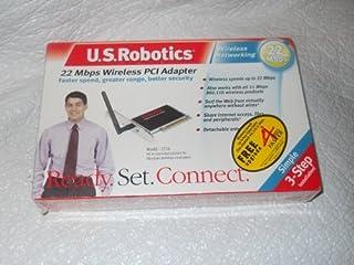 U.S. Robotics USR2216 Wireless PCI Adapter (22 Mbps) (B00006MJE4)   Amazon price tracker / tracking, Amazon price history charts, Amazon price watches, Amazon price drop alerts