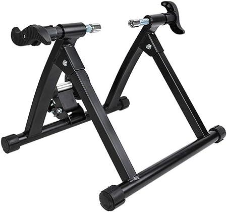 WAWZNN Rodillo Bicicleta Magneto-Resistivo Entrenamiento ...