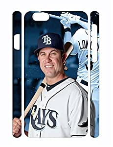 Hybrid Vogue Sports Man Shot Handmade Cell Phone Case for Iphone 6 Plus 5.5 Inch