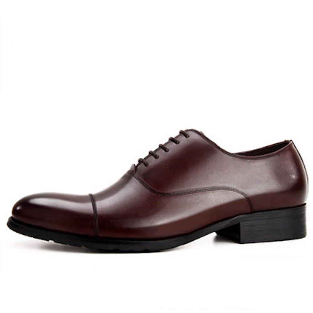 236868fe57ffd ビジネスシューズ ウォーキングシューズ 本革 レザー メンズ ローファー 紳士靴 革靴 フォーマル B0757C32H8 23.5 cm