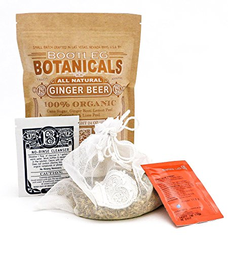 ginger beer kit - 6