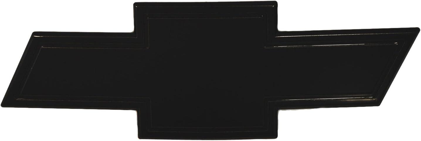 Polished//Black Powder coat AMI 96127KP Chevy Bowtie Grille /& Tailgate Emblem 2 Pack