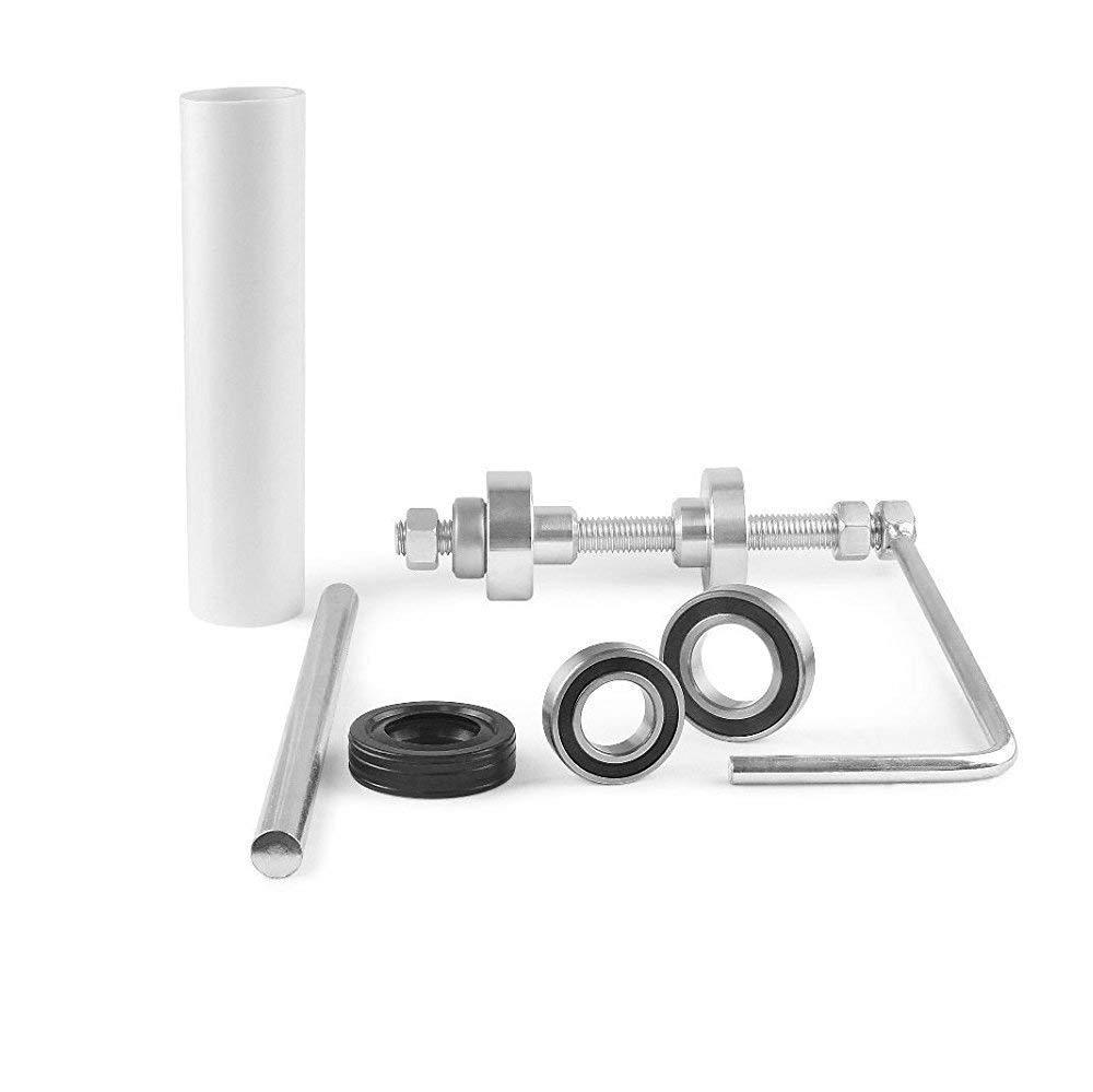 Bearings &Brand New Install Tool Fits Whirlpool,Maytag, Cabrio Bravo W10447783, W10435302