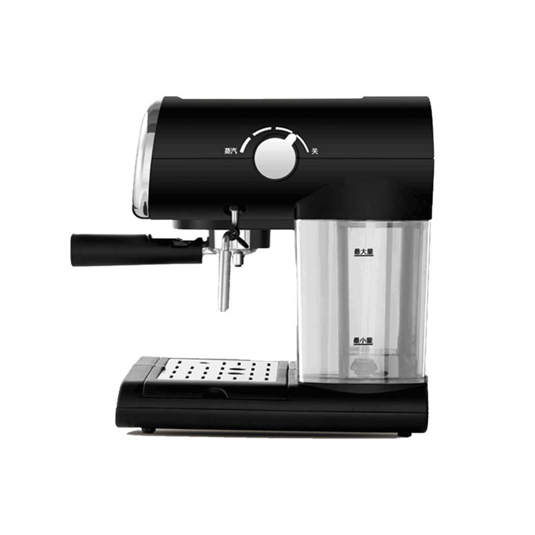 QHYY Maquinaria de café semiautomática Café de 220v Visualización ...