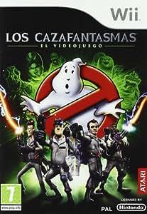 Ghostbusters (Cazafantasmas) - WII