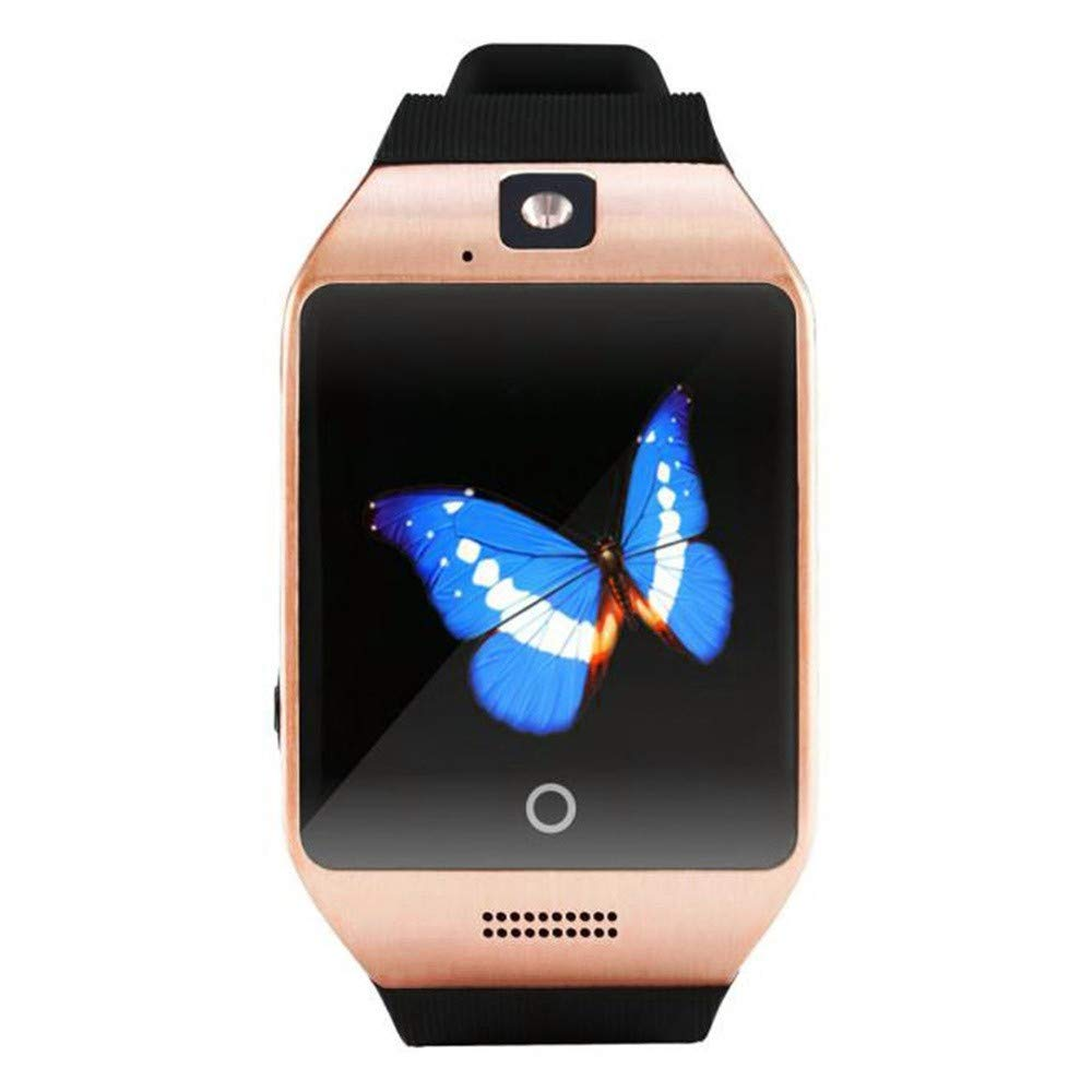 Cebbay Reloj Inteligente Bluetooth gsm cámara TF Tarjeta Bluetooth 3.0 Reloj de Hombre Reloj Deportivo Pulsera Inteligente Reloj led: Amazon.es: Electrónica