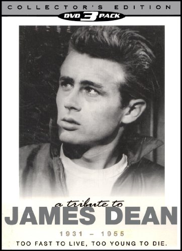 A Tribute to James Dean 3 Dvd (Collector's Edition)