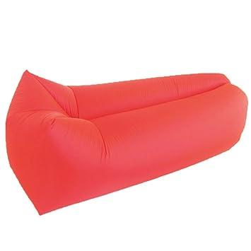 lanyou inflable tumbona sofá camas de aire de compresión saco de dormir, OUTAD, portátil
