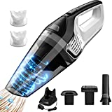 Best Portable Vacuums - Homasy Handheld Vacuum, [Update Version] Cordless Hand Vacuum Review