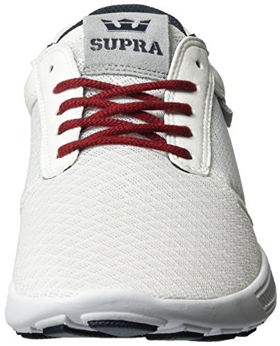 Noir Hammer Wei Noir white Red Baskets Supra Run Homme White UXUdq