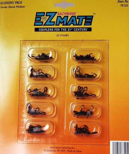 Ez Mate Magnetic Knuckle Couplers - 1