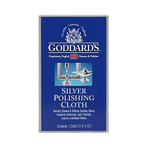Price comparison product image Goddard's Silver Polishing Cloth
