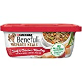 Purina Beneful Prepared Meals Simmered Beef Entre ...