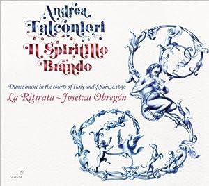 """Afficher """"Andrea Falconieri : Il Spiritillo Brando"""""""
