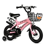 CARWORD Children's 12|14|16|18|20 Inches Outdoor Child Baby Kid Mountain Bike Boy's Girl's Gift for...