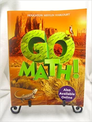 Math Worksheets houghton mifflin math worksheets grade 5 : GO Math!: Student Edition & Practice Book Bundle Grade 5 2012 ...