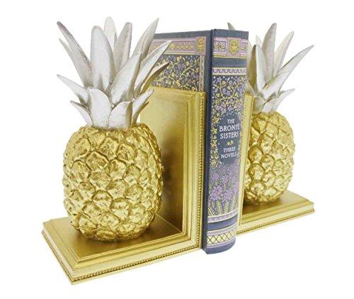 Pineapple Split - Bookend Set (Bookend Streamline)