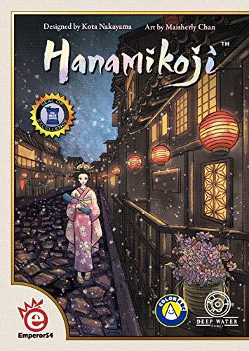 Deep Water Games Hanamikoji Game by Deep Water Games (Image #2)