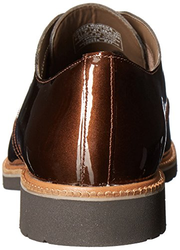 Rockport Womens Total Motion Abelle Laceup Oxford Bronze Pearl