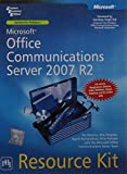 img - for Microsoft Office Communications Server 2007 R2 Resource Kit (With CD ROM) book / textbook / text book
