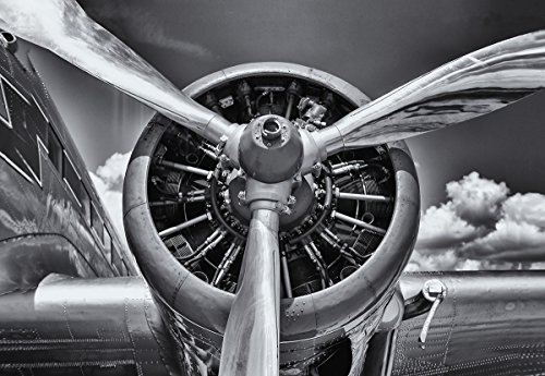 Studio 500, Museum Canvas Print Wall Art - The Propeller 48