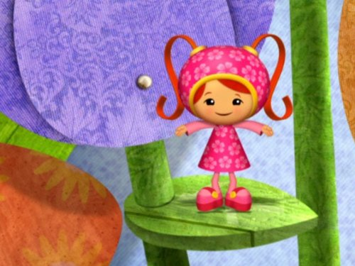 Team Umizoomi Halloween Party (The Butterfly Dance Show)