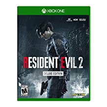 Resident Evil 2 - Special Deluxe Edition - Xbox One