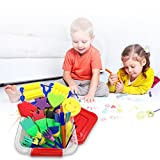 47pcs Kids Art and Craft Early Learning Painting