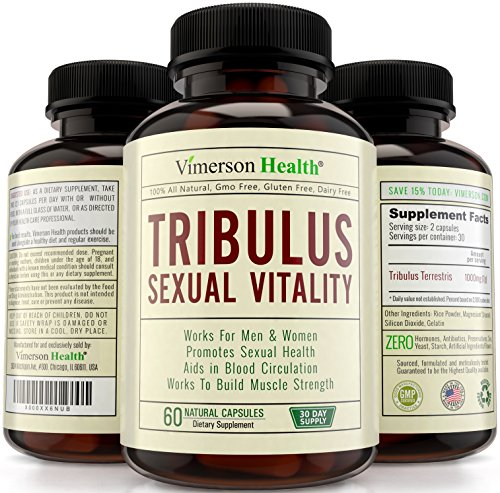 Tribulus Terrestris Testosterone Metabolism Supplement