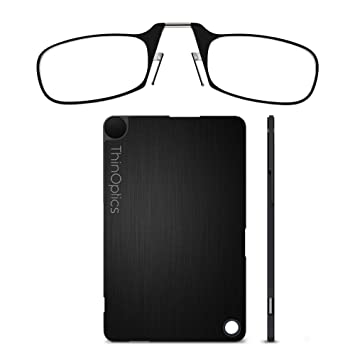 2e99b77ba0f ThinOptics Reading Glasses + FlashCard Case