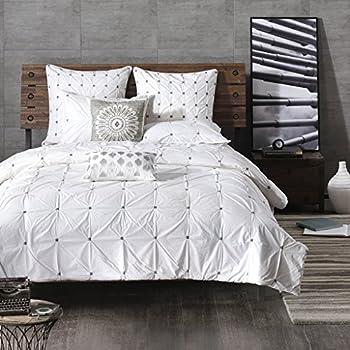 Popular Amazon.com: Ink+Ivy Masie Full/Queen Size Bed Comforter Set  UP44