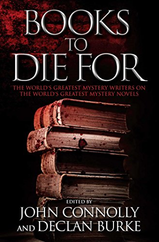 Amazon Books To Die For The Worlds Greatest Mystery Writers