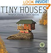 Tiny Houses 2017 Wall Calendar