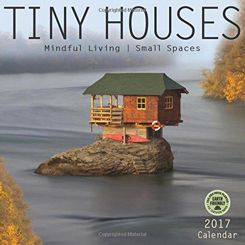 Tiny Houses 2017 Wall Calendar product image