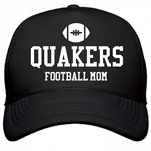 Quakers Football Mom Hat: OTTO Solid Snapback Trucker Hat