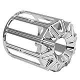 WINALL Chrome Oil Filter Cover for All