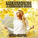 Meditation for Beginners: How to Decrease Stress, Gain Focus, and Destroy Negative Thoughts: Gupta Guides | Sam Gupta