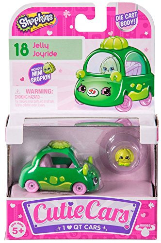 Shopkins Cutie Cars 18 Jelly Joyride