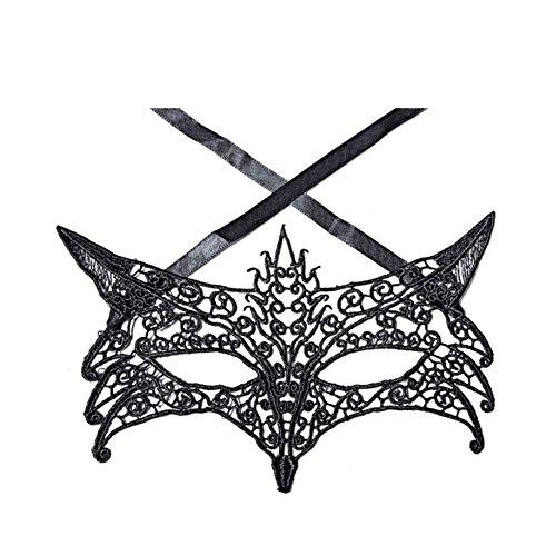 Costume Makeup Eye Fox (primerry BDSM ( Sexy Lace Fox Eyes Mask ) Theme Make-up)