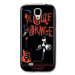 The Cure L5D1XC6C Caso funda Samsung Galaxy S4 Caso funda Negro