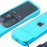 [Nightglow Blue] Case for Apple TV 4K / 4th Gen