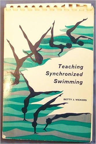 Teaching Synchronized Swimming