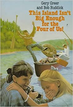 Book This Island Isn't Big Enough for the Four of Us